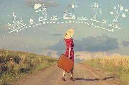 7 nguyên tắc khi đi du lịch một mình