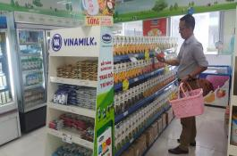Cửa Hàng Sữa Vinamilk tại Quảng Ninh