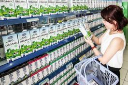 Cửa Hàng Sữa Vinamilk